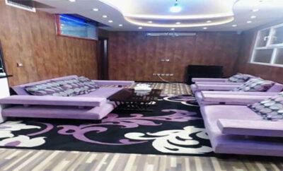 اجاره روزانه خانه اصفهان آپارتمان مبله به صورت هفتگی و ماهانه