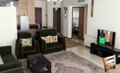 اجاره روزانه خانه شیراز آپارتمان ۱۲۰ متری بلوار چمران قیمت ارزان