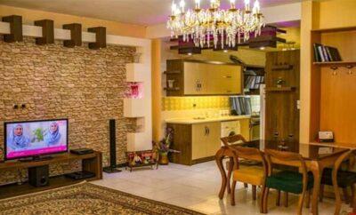 اجاره روزانه خانه اصفهان آپارتمان مبله ۲۰۰ متری لوکس