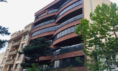 اجاره روزانه آپارتمان تهران جردن طبقه آخر مجتمع دارای تراس ۶۰ متری