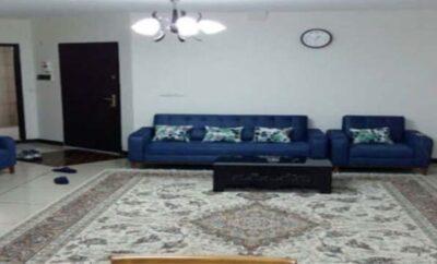 اجاره روزانه خانه شیراز  آپارتمان ۱۲۰ متری
