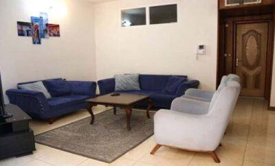 اجاره روزانه خانه اصفهان آپارتمان مبله ۹۰ متری لوکس و شیک نوساز