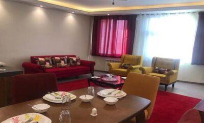 اجاره روزانه آپارتمان تهران ظفر ۷۰ متری طبقه سوم