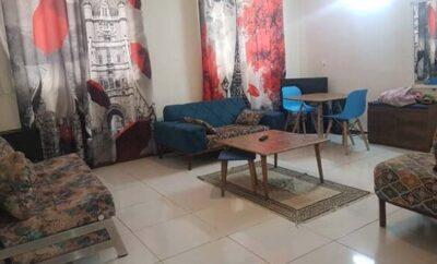 اجاره روزانه آپارتمان تهران ۵۰ متری قصرالدشت طبقه دوم