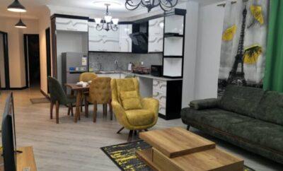 اجاره آپارتمان کیش به صورت روزانه در شهرک صدف فاز۴ واحد ۴