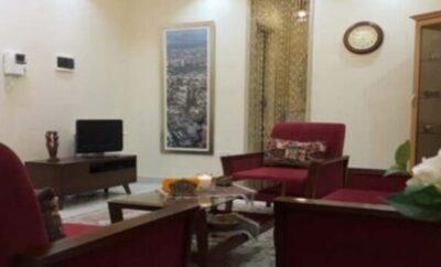 اجاره روزانه آپارتمان تهران شریعتی مبله و شیک