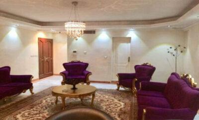 اجاره روزانه آپارتمان مبله در تهران شریعتی۷۰ متری