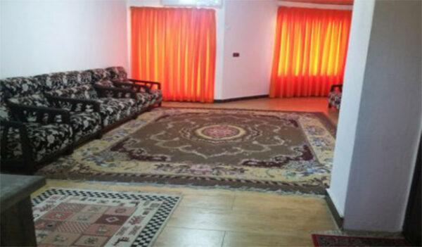 اجاره روزانه آپارتمان محمود آباد 80متری