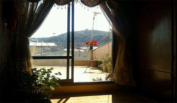اجاره خانه لاهیجان با تراس ۴۰متری بدون خواب با امکانات کامل رفاهی
