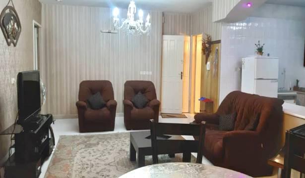 اجاره آپارتمان اصفهان خیابان رودکی دو خواب با امکانات کامل رفاهی