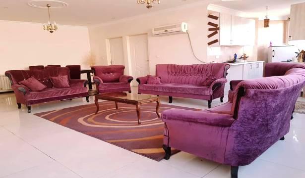 اجاره آپارتمان تهران صادقیه دو خواب با امکانات کامل رفاهی