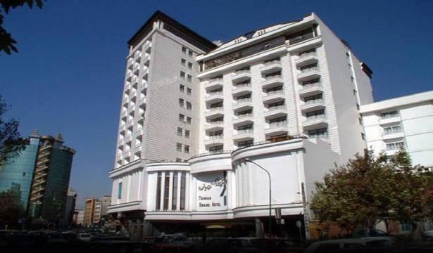 اجاره هتل بزرگ تهران چهار ستاره ممتاز