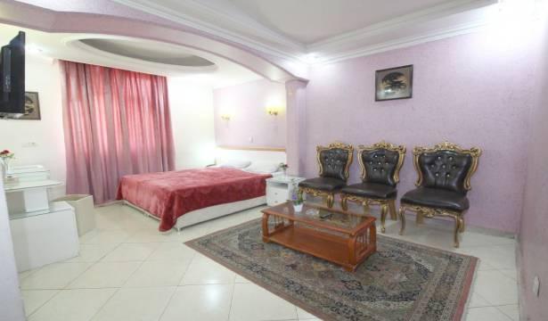 رزرو هتل ادریس مشهد دو ستاره (آپارتمان دو تخته) با امکانات رفاهی