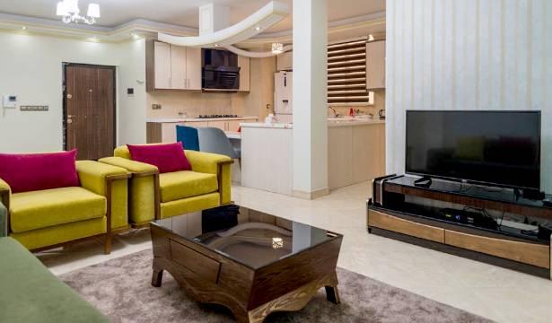 اجاره روزانه آپارتمان تهران در مرزداران