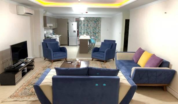 اجاره آپارتمان تهران در میرداماد-دو خواب با امکانات کامل رفاهی