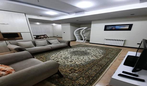 اجاره آپارتمان مبله تهران ولیعصر,فاطمی  ۸۵متری