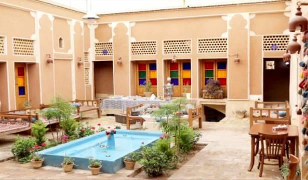 رزرو هتل سنتی علی بابا (یک تخته ) در یزد