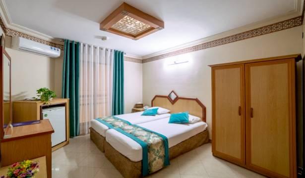 رزرو هتل سه ستاره صفوی اتاق دو تخته در اصفهان با امکانات رفاهی