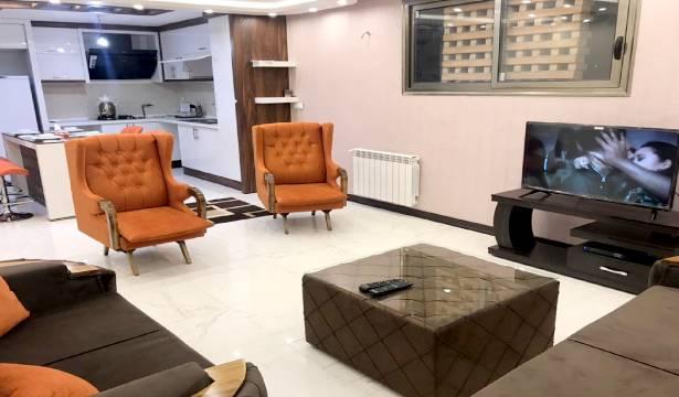 اجاره آپارتمان اصفهان دو خواب (واحد دو) با امکانات کامل رفاهی
