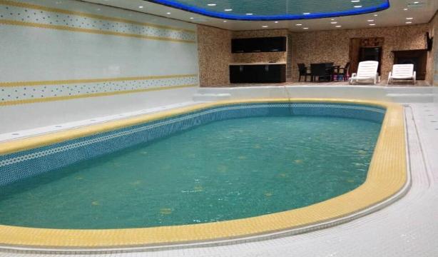 اجاره ویلا استخردار سرپوشیده آب گرم نوشهر