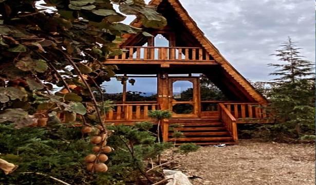 اجاره کلبه چوبی دونفره رامسر