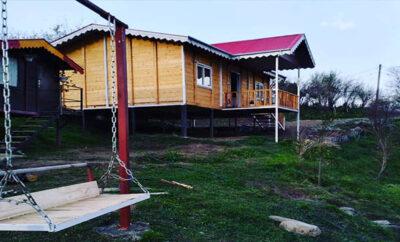 اجاره کلبه جنگلی فرجام ماسال شاندرمن