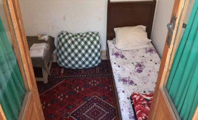 اقامتگاه سرای آقامحمد کاشان اتاق یک تخته