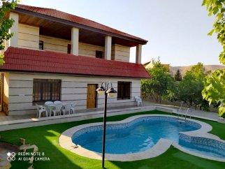 اجاره ویلا باغ استخردار در شیراز
