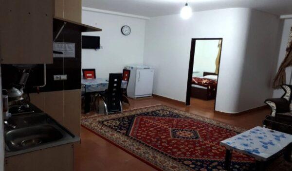 رزرو هتل آپارتمان عبدی سرعین دو خوابه