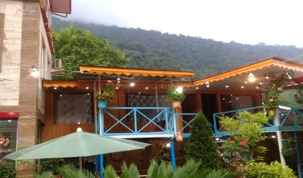 رزرو هتل رستوران سامان ماسال سه تخته