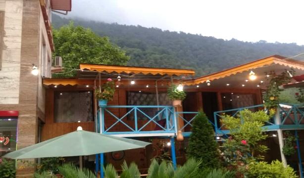 رزرو هتل رستوران سامان ماسال شش تخته