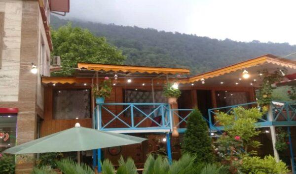 رزرو هتل رستوران سامان ماسال پنج تخته